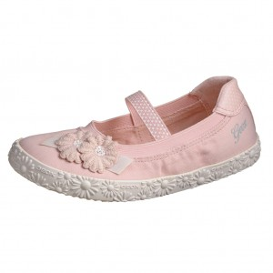 Dětská obuv GEOX  J Kilwi  G /lt. rose - Boty a dětská obuv