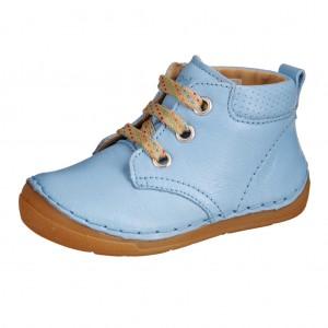 Dětská obuv Froddo Light Blue *BF -  Celoroční