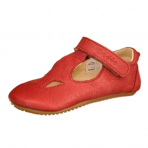 Dětská obuv Froddo Prewalkers RED  *BF -  Celoroční