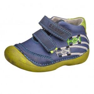 Dětská obuv D.D.Step  015-177A Royal Blue  *BF -  Celoroční