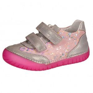 Dětská obuv D.D.Step  050-4AM Daisy Pink -  Celoroční