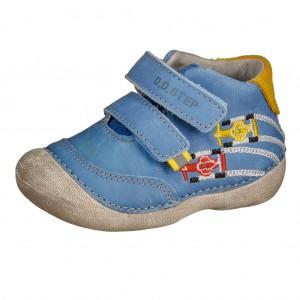 Dětská obuv D.D.Step  015-177 Bermuda Blue  *BF -  Celoroční