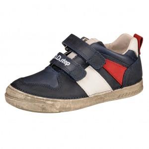 Dětská obuv D.D.Step  040-435BL Royal Blue -  Celoroční