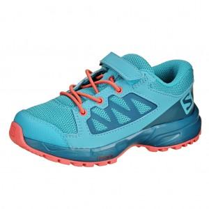 Dětská obuv Salomon XA Elevate K  /bluebird -  Sportovní