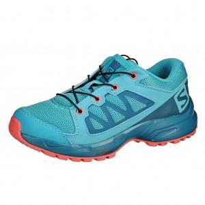 Dětská obuv Salomon XA Elevate J  /bluebird - Boty a dětská obuv