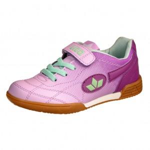 Dětská obuv LICO Bernie VS   lila/tuerkis - Boty a dětská obuv