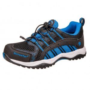 Dětská obuv Richter 6423  /black/lagoon - Boty a dětská obuv