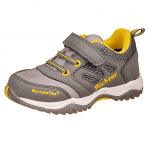 Dětská obuv Richter 6432  ash - Boty a dětská obuv