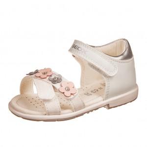 Dětská obuv GEOX Verred /white - Boty a dětská obuv