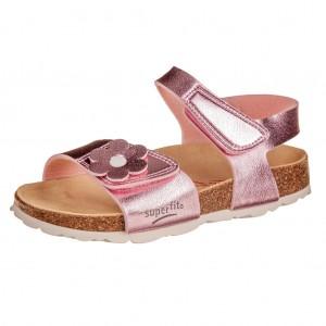 Dětská obuv Domácí obuv Superfit 4-00118-56  M IV - Boty a dětská obuv