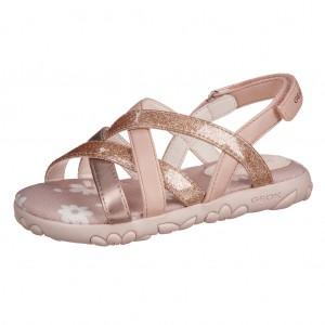 Dětská obuv GEOX J S.Hahity G.  /skin - Boty a dětská obuv