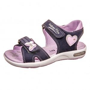 Dětská obuv Sandály Superfit 4-09131-80 M IV - Boty a dětská obuv
