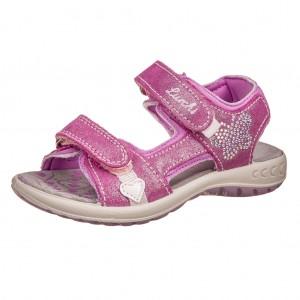Dětská obuv Lurchi FIA  /pink - Boty a dětská obuv