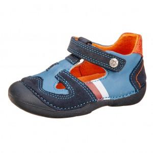 Dětská obuv D.D.Step  015-172B   Royal Blue  *BF -  Sandály