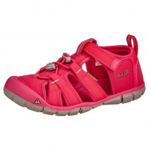 Dětská obuv KEEN Seacamp   /hot pink -  Sandály