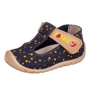 Dětská obuv FARE BARE 1. botičky 5062201  *BF - Boty a dětská obuv