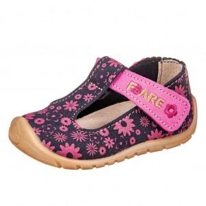 Dětská obuv FARE BARE 1. botičky 5062251  *BF - Boty a dětská obuv