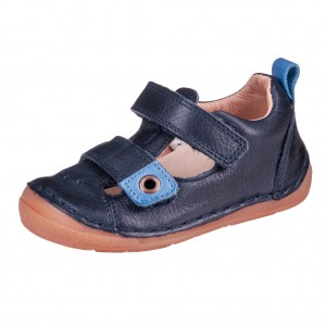 Dětská obuv Froddo Dark Blue  *BF - barefoot...