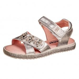 Dětská obuv Richter 5304  /silver - Boty a dětská obuv