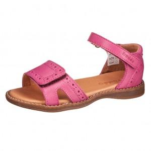 Dětská obuv Froddo sandály Fuchsia - Boty a dětská obuv