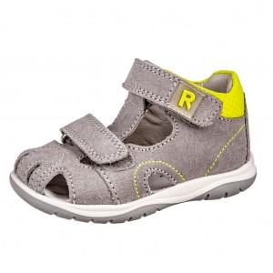 Dětská obuv Sandálky Richter 2602  /rock/neon yellow - Boty a dětská obuv