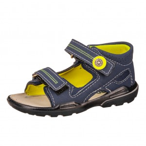 Dětská obuv Ricosta Manti  /nautic/ozean *BF WMS W -  Sandály