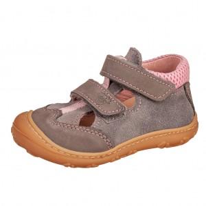 Dětská obuv Ricosta EBI  /graphit/rose  *BF WMS M - Boty a dětská obuv