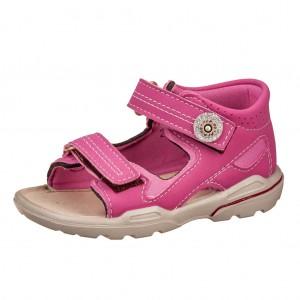 Dětská obuv Ricosta Manti  /candy/peony  *BF WMS M -  Sandály