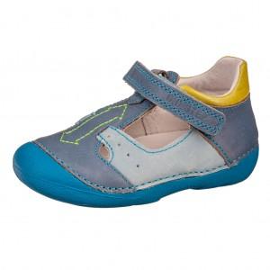 Dětská obuv D.D.Step  015-175A   Sky Blue  *BF -  Sandály
