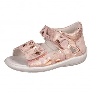 Dětská obuv Ricosta Taya  /nude   WMS M - Boty a dětská obuv