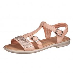 Dětská obuv Ricosta Bella  /nude   WMS M - Boty a dětská obuv