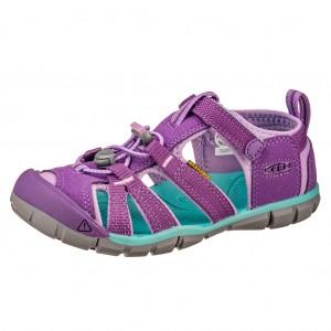 Dětská obuv KEEN Seacamp   /majesty/tibetan stone - X...SLEVY  SLEVY  SLEVY...X