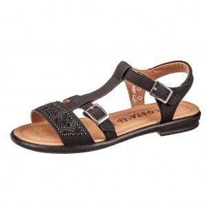 Dětská obuv Ricosta Bella  /schwarz   WMS M - Boty a dětská obuv