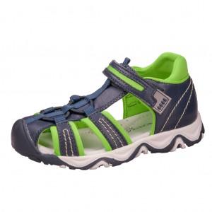 Dětská obuv Protetika ART  /denim -  Sandály