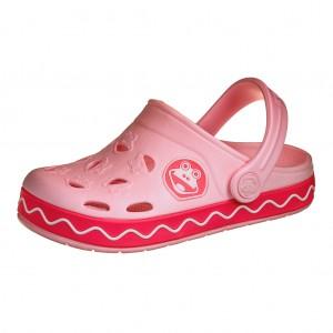 Dětská obuv Coqui   /candypink/newrouge -  Sandály