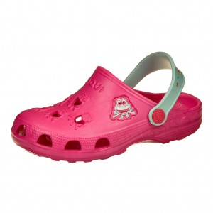 Dětská obuv Coqui   /fuchsia/mint -  Sandály
