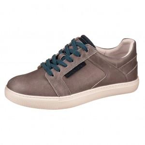 Dětská obuv D.D.Step  052-3A  Dark Grey -  Celoroční