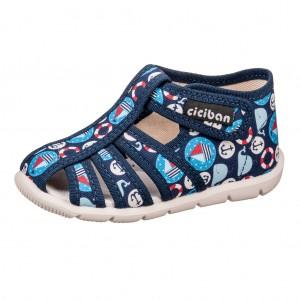 Dětská obuv Domácí obuv Ciciban Boat -  Na doma a do škol(k)y