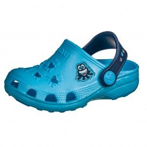 Dětská obuv Coqui   blue navy -  Sandály