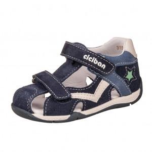 Dětská obuv Ciciban Over Navy -  Sandály