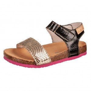 Dětská obuv D.D.Step AC051-4BM Cream - Boty a dětská obuv