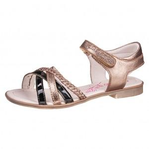 Dětská obuv D.D.Step K365-6005BL Champagne -  Sandály