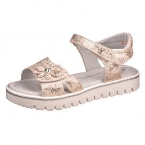 Dětská obuv Ciciban Ibiza PLATINO -  Sandály
