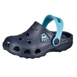 Dětská obuv Coqui   navy blue  -  Sandály