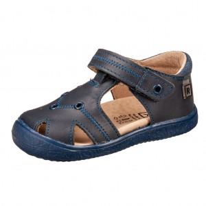 Dětská obuv Sandály RAK 0207-3E modré -  Sandály