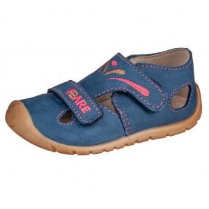 Dětská obuv FARE BARE 5061251 *BF -  Na doma a do škol(k)y