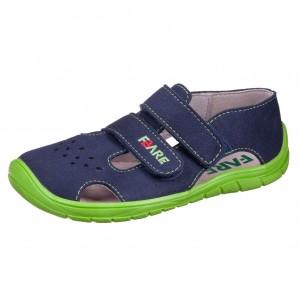 Dětská obuv FARE BARE 5262201 *BF -  Na doma a do škol(k)y
