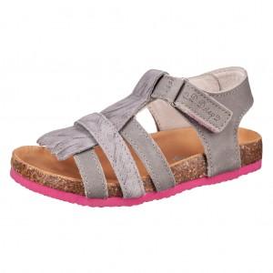 Dětská obuv D.D.Step AC051-2AM Dark Grey -  Sandály