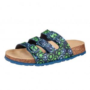 Dětská obuv Domácí obuv Superfit 8-00113-83 -  Na doma a do škol(k)y