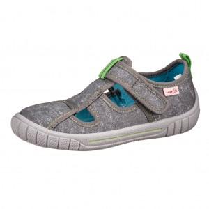 Dětská obuv Domácí obuv Superfit 5-00272-88 -  Na doma a do škol(k)y